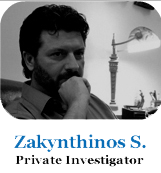 private investigator greece: